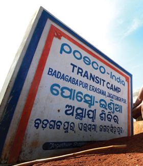 Authorities continue land acquisition for Posco in Odisha