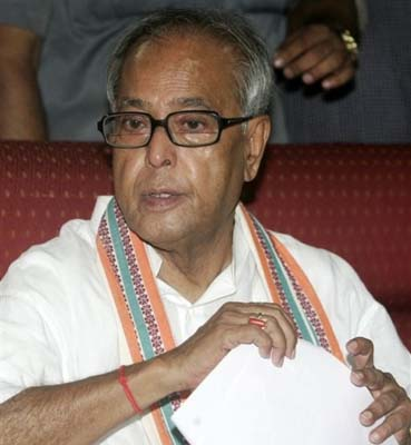 No Left support to form government: Pranab Mukherjee