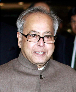 Congress stronger than BJP tackling militancy: Mukherjee