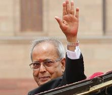 Mukherjee to begin four-day visit to Hyderabad, West Bengal from today