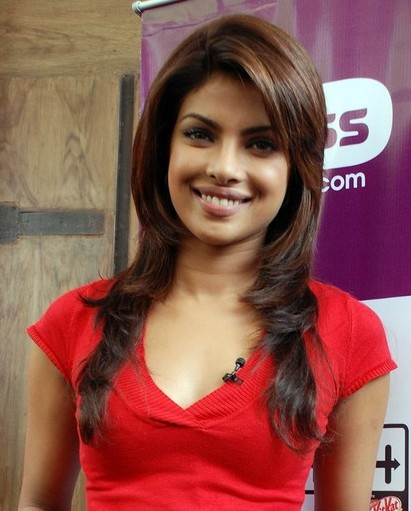 Professional Long Hairstyles Male Pin Priyanka Chopra In Anjana Anjani Hairstyle On Pinterest