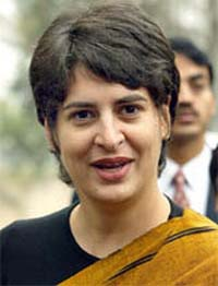 Rahul Gandhi an institution builder like dad: Priyanka Gandhi ...