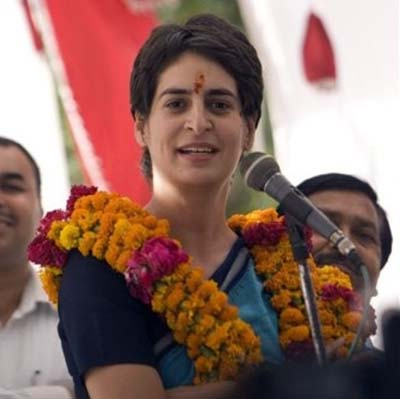 Priyanka Gandhi asks people to realize the power of their votes