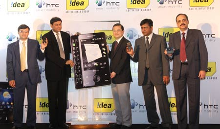HTC & Idea Cellular Launch 'Touch Pro' and 'Touch Viva' Smartphones In Indian Market