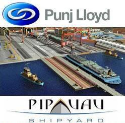 Punj Lloyd trying stake sale in Pipavav