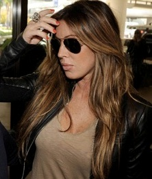 Rachel Uchitel 'flees to Florida to escape limelight over Woods affair'
