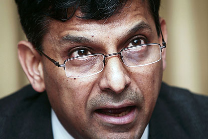 BJP questions authenticity of Raghuram Rajan panel report on states' development