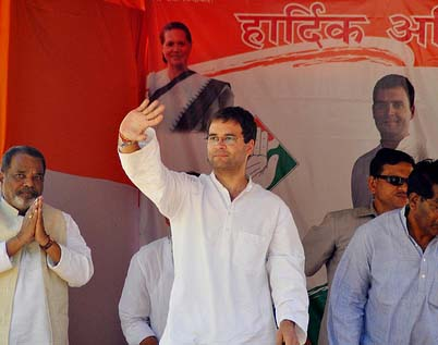 Rahul Gandhi slams Advani for his 'unawareness' on Kandahar issue