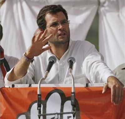 Rahul Gandhi visits Rajasthan to draw out youth support