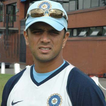 Dravid Included In The Champions Trophy Probables