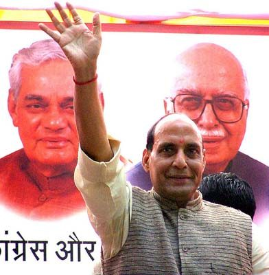 Rajnath claims BJP, RLD would emerge victorious