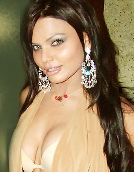 Rakhi Sawant's Diamond tooth
