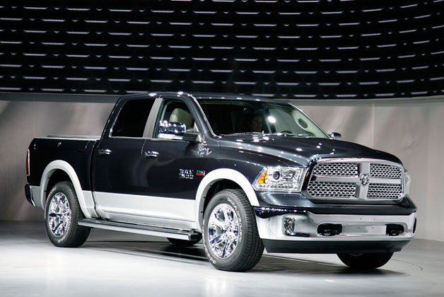 Chrysler to launch redesigned line of Ram 1500 in October