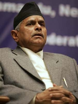 Nepal president to visit India?
