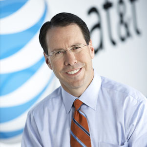 AT&T CEO speaks out on 'texting while driving' problem