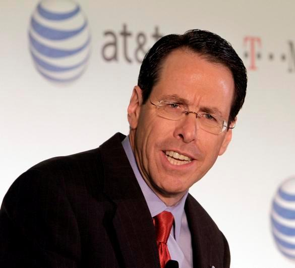 AT&T to upgrade its networks in next 3 years with $22 billion per year spending boost