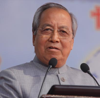 Meghalaya governor assures check on crimes against women