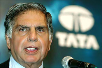 2G: No Carrots Offered to Raja, Says Tata