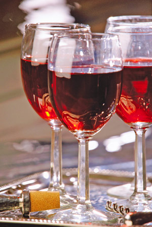 Red Wine Won't Extend Life – A Study Report