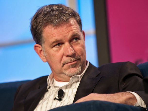 Netflix CEO Reed Hastings leaving Microsoft board
