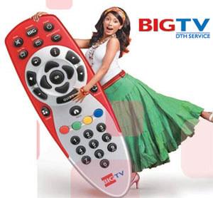 Reliance BIG TV inks 'Recharging Deal' with Oxigen