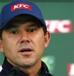 Ponting says pressure will be on Proteas