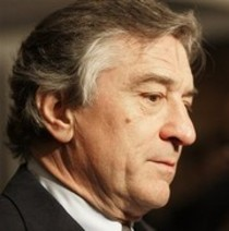 Hollywood star Robert De Niro