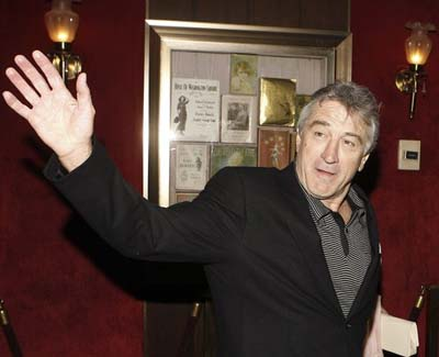 Robert De Niro's $5m film collection to go on display
