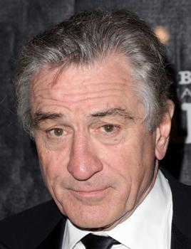 De Niro's hand, foot imprints now in Hollywood