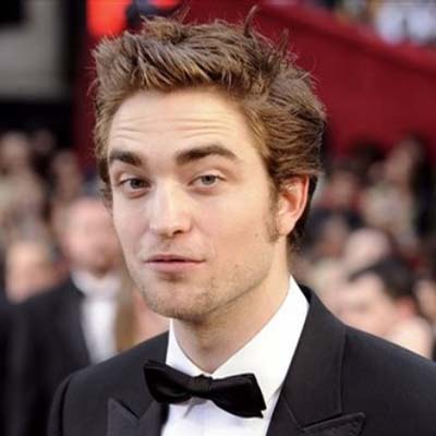 Pattinson denies dating