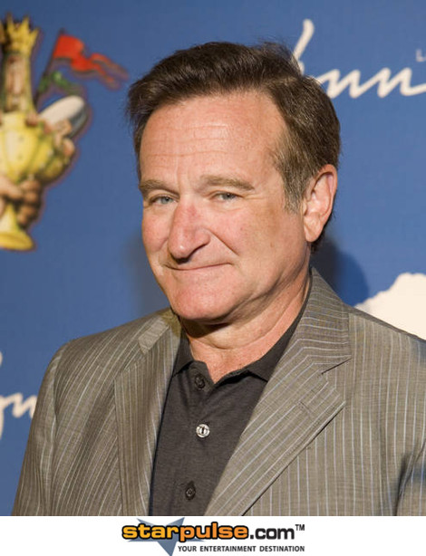 Robin Williams 'dismisses playing Susan Boyle in biopic'