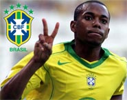 Robinho quashes rumours of Barcelona move