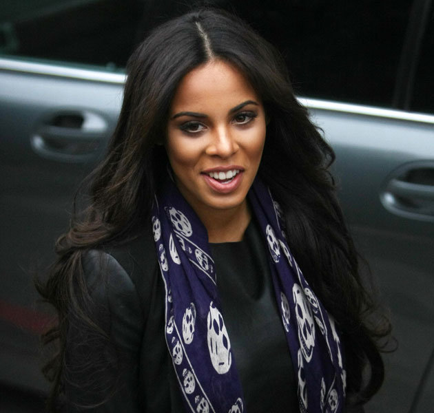 Rochelle Humes delivers girl