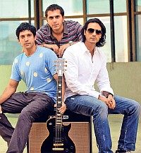 'Rock On' Team To Hold Concert To Benefit Bihar Flood Victims