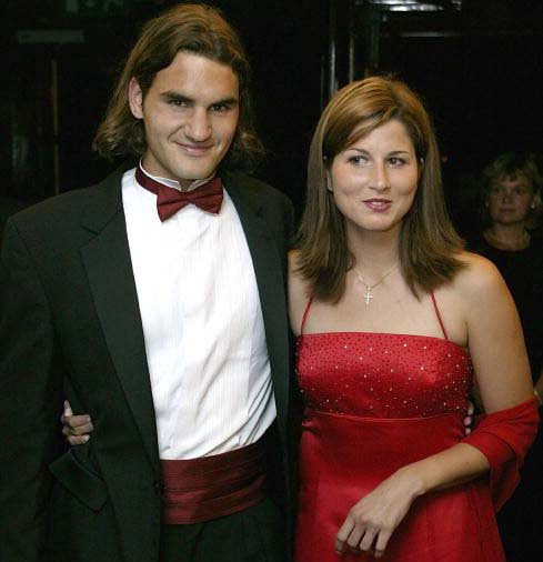 Roger Federer, girlfriend expecting first child
