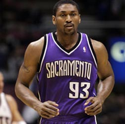 ron artest muscle  Ron Artest Pictures