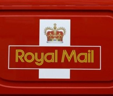 Royal Mail shares to begin trading today