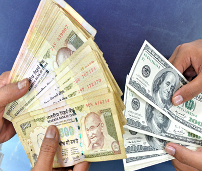 Rupee gains most in over 10 days, ends at 60.07 Vs US dollar