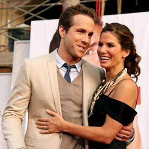 Ryan Reynolds  Sandra Bullock Movie on Unbelievable  Sandra Bullock Kisses Scarlett Johansson  Video  In