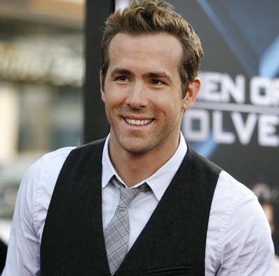 Ryan Reynolds. Ryan Reynolds is happily in
