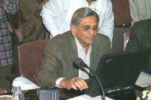 Pakistan is epicentre of terror in the region: S.M. Krishna