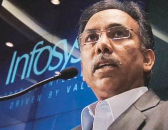 Infosys may announce new CEO within next 3-5 months