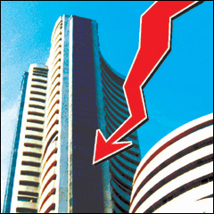 Sensex down 21.31 points in the afternoon trade