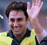 Ajmal fined for gesturing at Sangakkara during T20 match