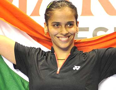 Saina Nehwal Creates History; Wins Indonesia Open Super Series