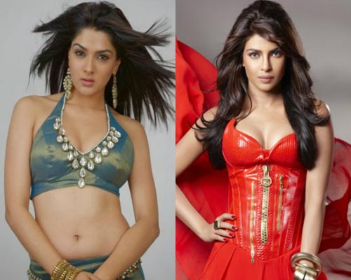 Sakshi Chaudhary to play Priyanka Chopra in film