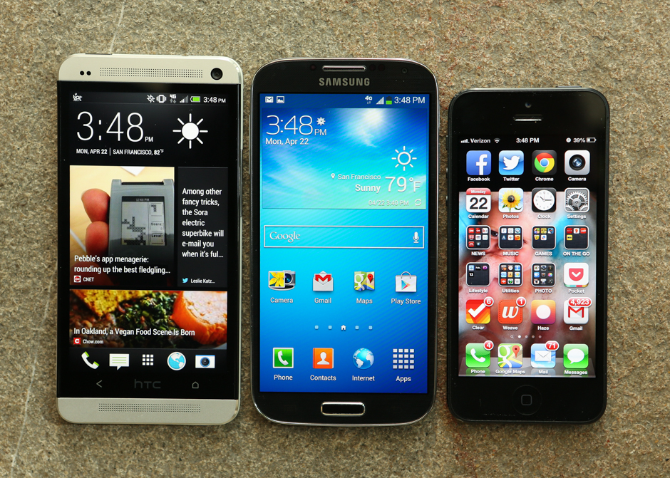 Samsung sells more Galaxy S4 than iPhone 5 in US