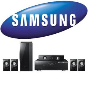 Samsung with its HW-C560S home theatre system