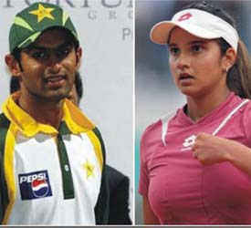 Shoaib still in Sania's house, marriage may be advanced