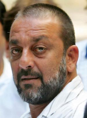 sanjay dutt does a